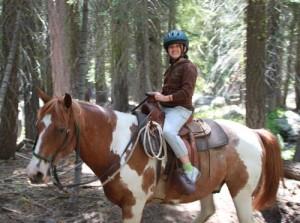Mens horse sm
