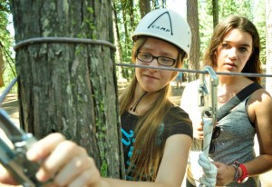 High Ropes.Ropes course2