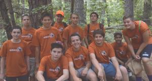 Men Cabin Life