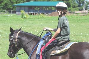 horseback riding 2