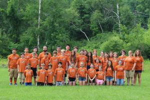 east junior all camp