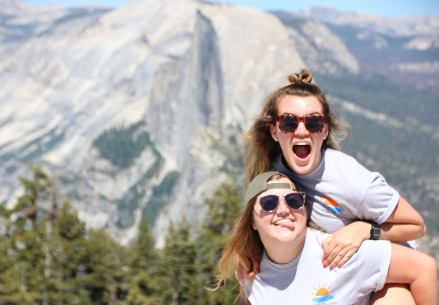 Adventure in Yosemite
